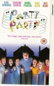 Party Party 1983 poster