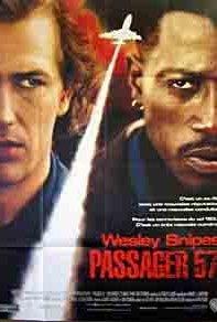 Passenger 57 (1992) cover