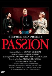 Passion (1996) cover