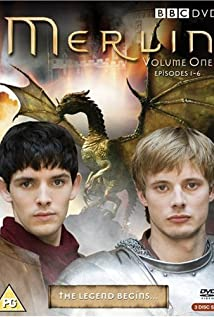 Merlin 2008 poster