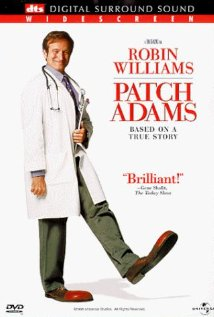 Patch Adams 1998 poster