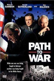 Path to War 2002 poster