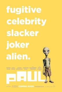 Paul (2011) cover