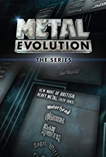 Metal Evolution (2011) cover