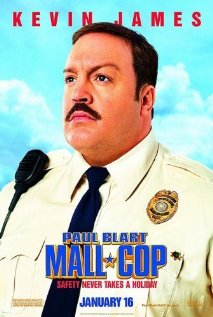 Paul Blart: Mall Cop (2009) cover