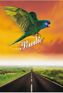 Paulie 1998 poster