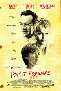 Pay It Forward (2000) cover