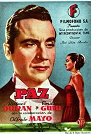 Paz (1949) cover