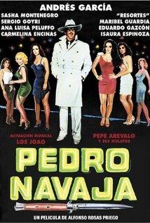 Pedro Navaja (1984) cover