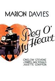Peg o' My Heart (1933) cover