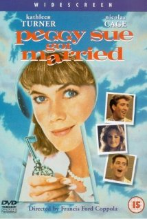 Peggy Sue Got Married (1986) cover
