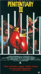 Penitentiary III 1987 poster