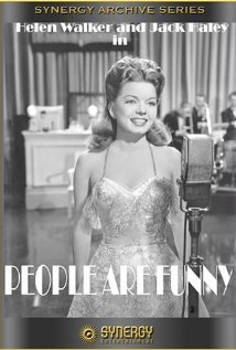 People Are Funny 1946 poster