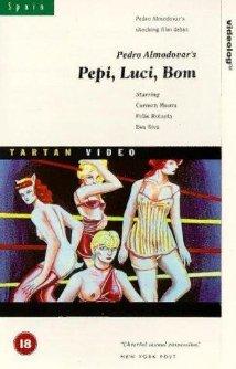Pepi, Luci, Bom y otras chicas del montón (1980) cover