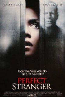 Perfect Stranger 2007 poster