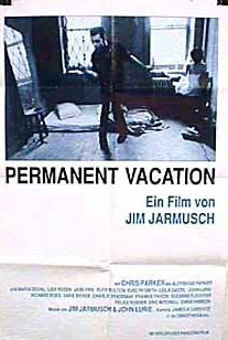 Permanent Vacation (1980) cover