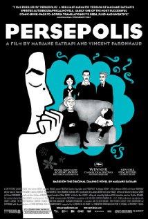 Persepolis 2007 poster