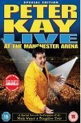 Peter Kay: Live at the Manchester Arena (2004) cover