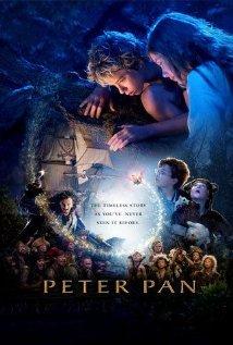 Peter Pan (2003) cover
