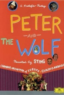 Peter and the Wolf: A Prokofiev Fantasy 1993 poster