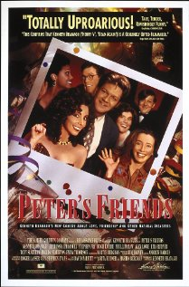 Peter's Friends 1992 poster
