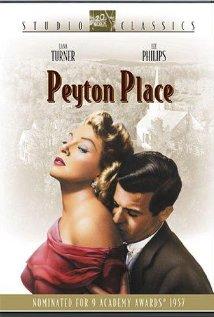 Peyton Place 1957 poster