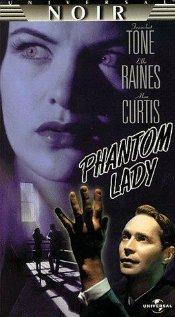 Phantom Lady 1944 poster