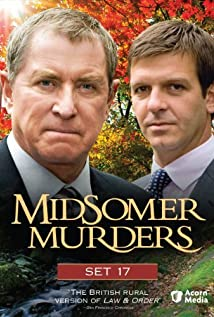 Midsomer Murders (1997) cover