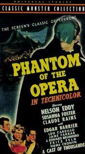 Phantom of the Opera (1943) cover