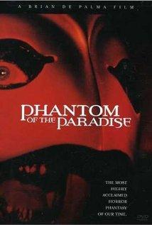 Phantom of the Paradise (1974) cover