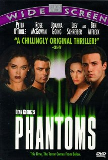 Phantoms 1998 poster