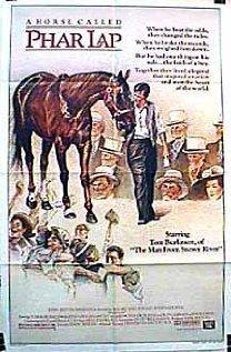 Phar Lap 1983 poster