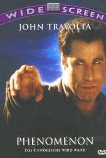 Phenomenon (1996) cover