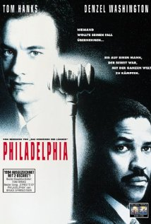 Philadelphia (1993) cover