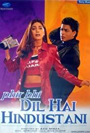 Phir Bhi Dil Hai Hindustani (2000) cover