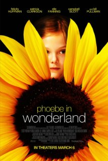 Phoebe in Wonderland (2008) cover