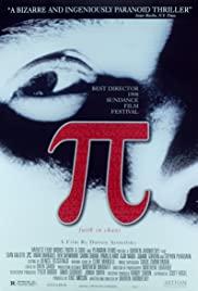 Pi 1998 poster
