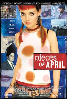Pieces of April (2003) cover