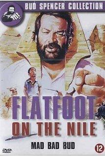 Piedone d'Egitto (1980) cover