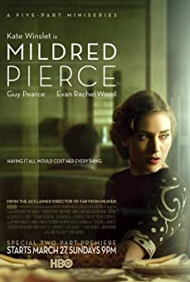 Mildred Pierce (2011) cover