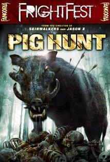 Pig Hunt (2008) cover