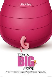 Piglet's Big Movie (2003) cover