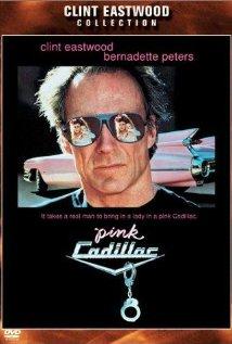 Pink Cadillac 1989 poster