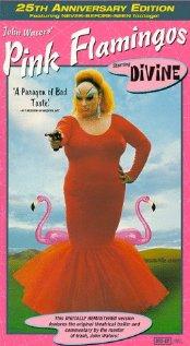 Pink Flamingos (1972) cover