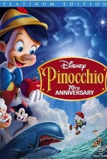 Pinocchio (1940) cover