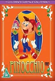 Pinocchio (1992) cover
