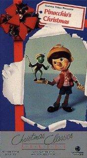 Pinocchio's Christmas 1980 poster