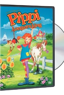 Pippi Longstocking (1997) cover