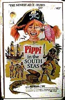 Pippi Långstrump på de sju haven (1970) cover