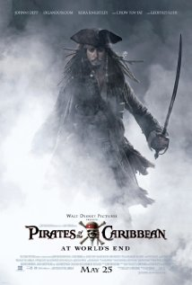 Pirates of the Caribbean: At World's End (2007) cover